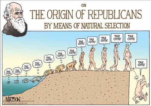 The origin of Republicans