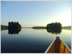 Zweden kano 1