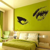 1-Pieces-Hot-Selling-Sexy-Big-Eyes-font-b-Wall-b-font-font-b-House-b